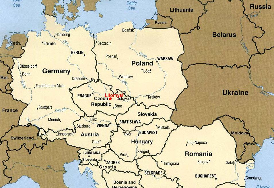 Smetanas Litomysl Opera Festival Litomysl Castle Litomysl – Europe Travel Map Planner